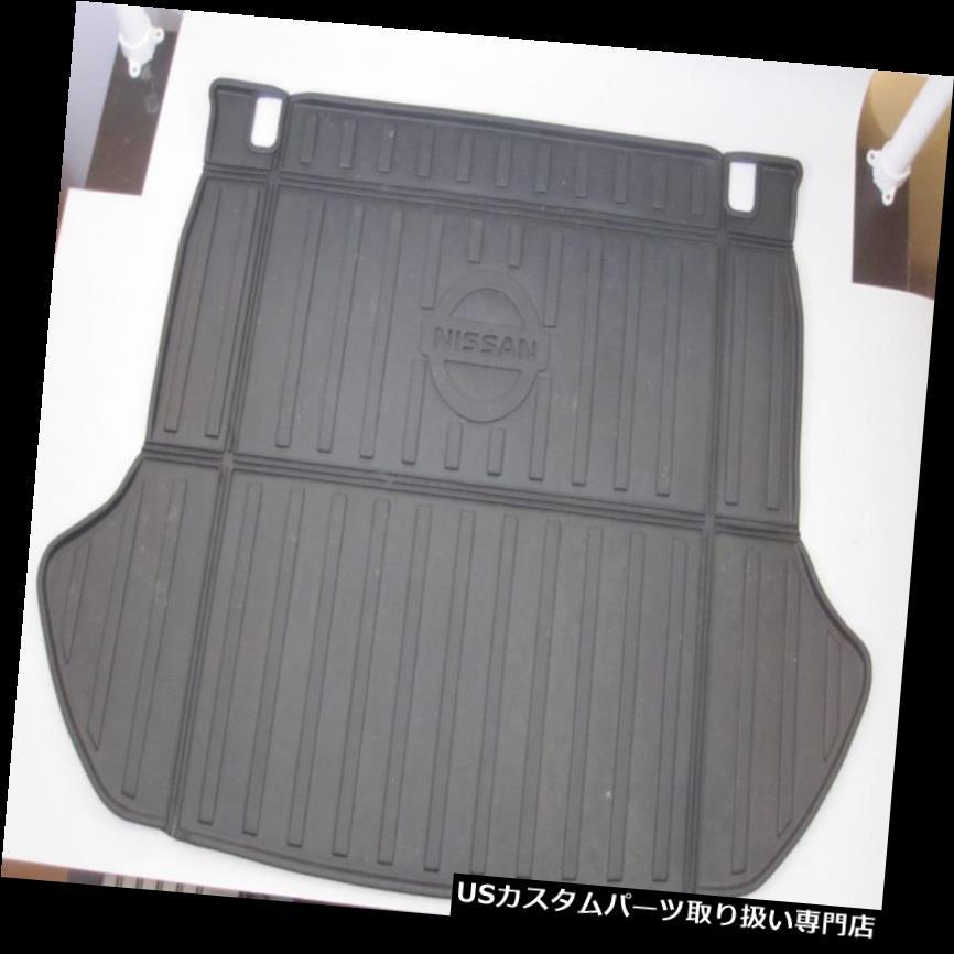 リアーカーゴカバー 09-14日産ムラーノSUV OEMブラックリアオールウェザーラバートランクカーゴマットカバー 09-14 Nissan Murano SUV OEM Black Rear All Weather Rubber Trunk Cargo Mat Cover