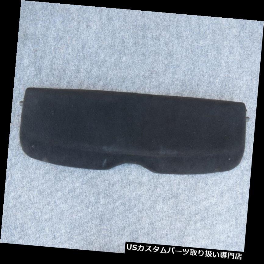 リアーカーゴカバー 07-13ミニクーパーベースJCW R56 OEMリアシェルフトランク貨物プライバシーカバートレイ。 07-13 mini cooper s base JCW R56 oem rear shelf trunk cargo privacy cover tray .