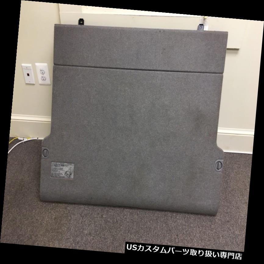 リアーカーゴカバー 2004トヨタ4ランナーリアカーゴハードカバーシェルフ使用 2004 Toyota 4Runner Rear Cargo Hard Cover Shelve Used