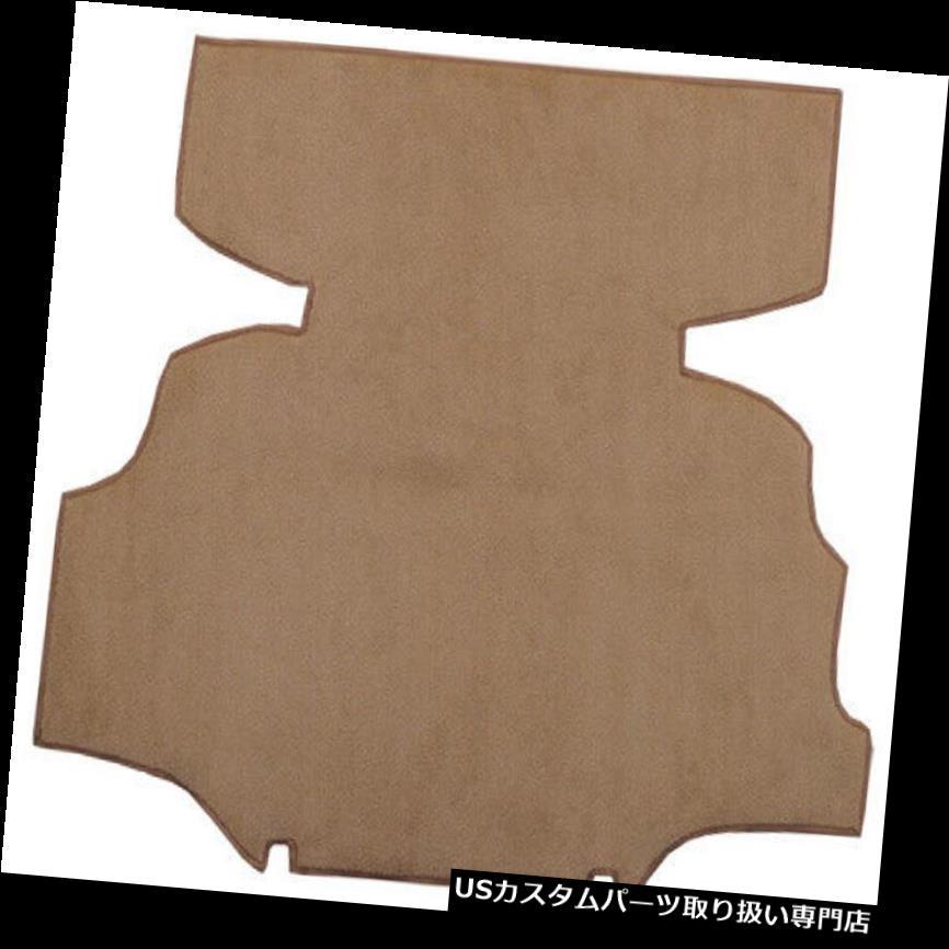 リアーカーゴカバー 1975 - 1976年日産280Zカーペットにフィット 後部貨物室(ホイールウェルなし) ショックカバー 1975-1976 Fits Nissan 280Z Carpet | Rear Cargo Area w/o Wheel Well & Shock Cover