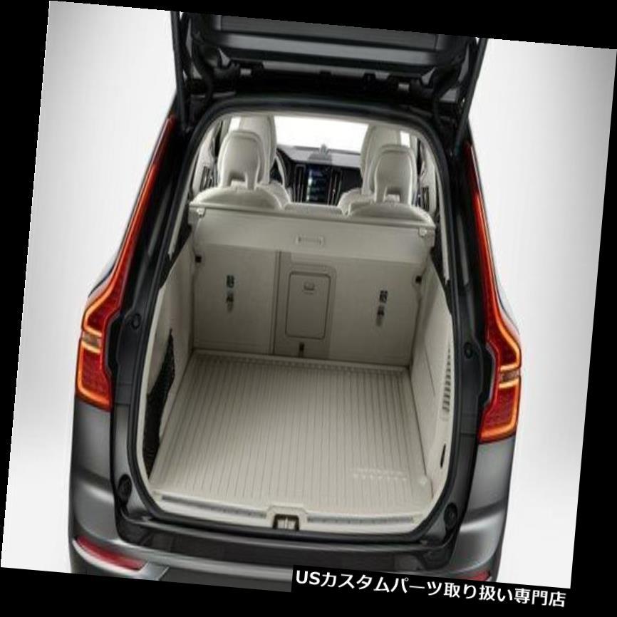 リアーカーゴカバー 本物のXC60ブロンドの全天候用トランクのマットOE OEM 31470212 Genuine XC60 Blond All Weather Trunk Mat OE OEM 31470212