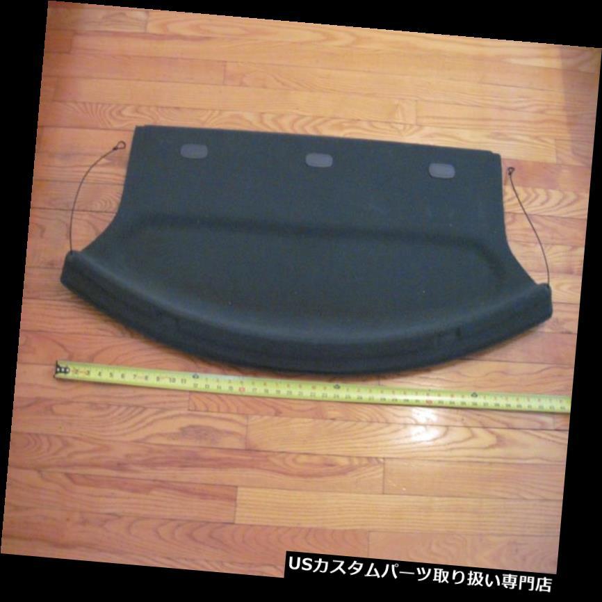リアーカーゴカバー 95-97ヒュンダイアクセントハッチバック3ドアカーゴカバーセキュリティプライバシートランクリッドoem 95-97 Hyundai Accent Hatchback 3 door cargo cover security privacy trunk lid oem