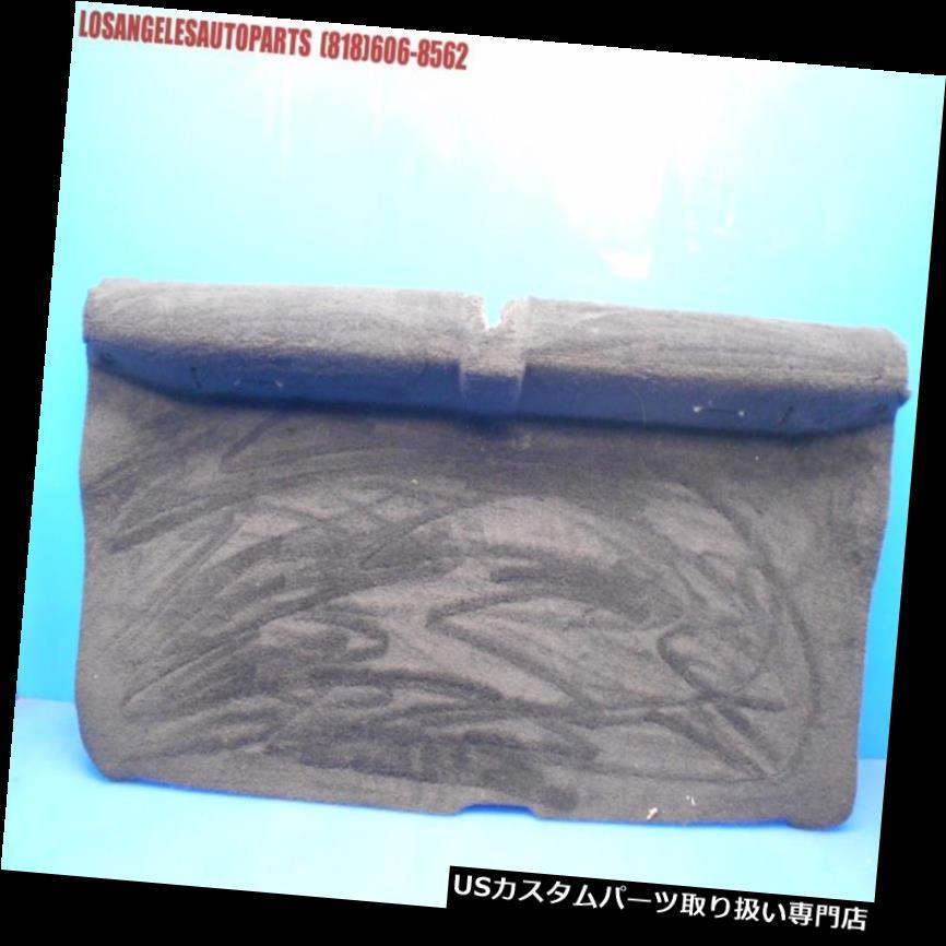 リアーカーゴカバー 02-06ミニクーパーSリアトランクカーゴハットフロアスペアカバーカーペットマットOEM 02-06 MINI COOPER S REAR TRUNK CARGO HATCH FLOOR SPARE COVER CARPET MAT OEM