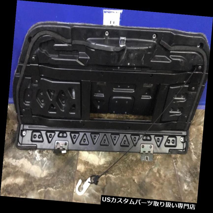 リアーカーゴカバー 05-10ホンダオデッセイリアフロア収納マットカーペットカーゴカバーパネル84520-SHJ 05-10 HONDA ODYSSEY REAR FLOOR STORAGE MAT CARPET CARGO COVER PANEL 84520-SHJ