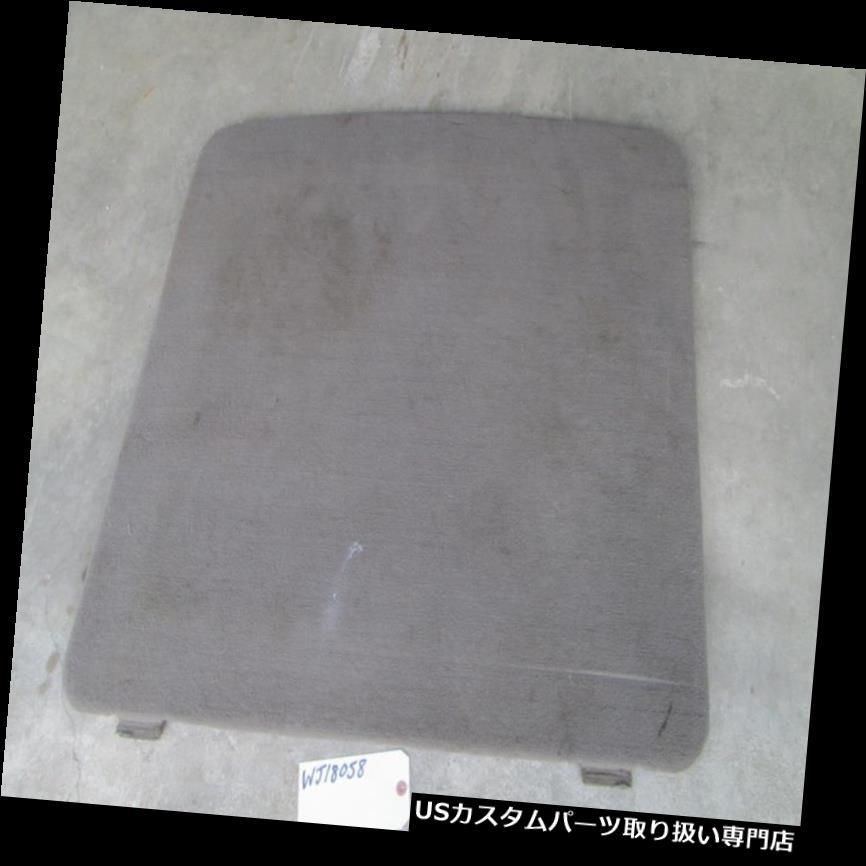 リアーカーゴカバー 99-04グランドチェロキーカーゴフロアパネルスペアタイヤカバーカーペットサンドストーン(タン) 99-04 GRAND CHEROKEE CARGO FLOOR PANEL SPARE TIRE COVER CARPET Sandstone (Tan)