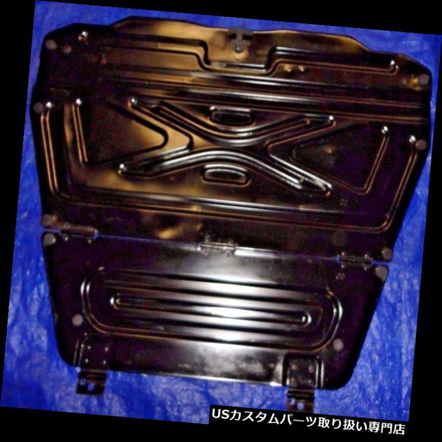 リアーカーゴカバー 88-91ホンダシビックワゴンスペアタイヤカバーメタルカーゴシェルフリッドトランク 88-91 Honda Civic Wagon Spare Tire Cover Metal Cargo Shelf Lid Trunk