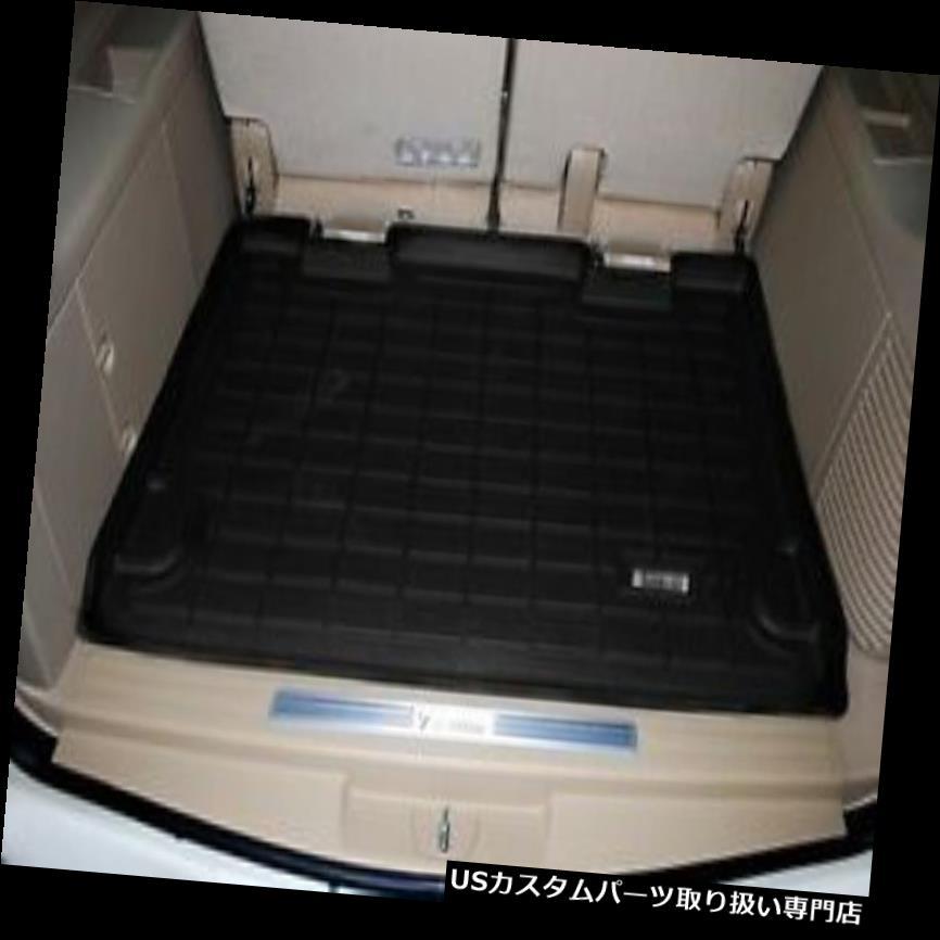 リアーカーゴカバー カーゴマットバイウェイドブラック2007 - 2014 GMC Yukon XL / Yukon Denali XL Cargo Mat By Wade Black 2007 - 2014 GMC Yukon XL / Yukon Denali XL