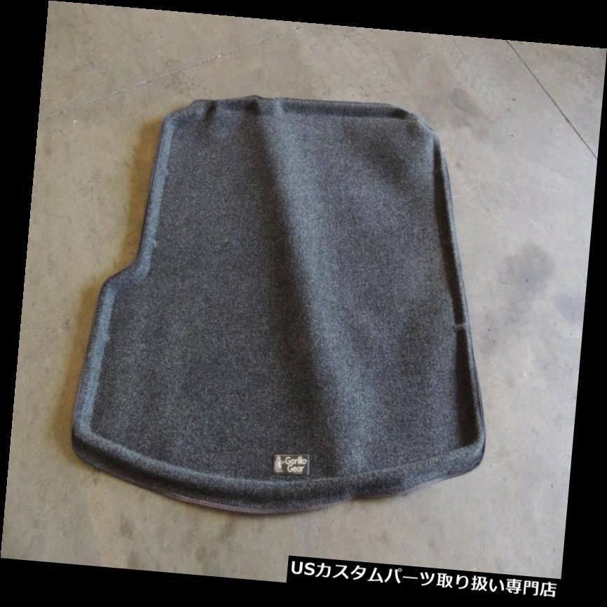リアーカーゴカバー Mk 5 Vw Jettaブラック下部トランクカーゴフロアカーペットカバートリムファクトリーOem -513 Mk5 Vw Jetta Black Lower Trunk Cargo Floor Carpet Cover Trim Factory Oem -513