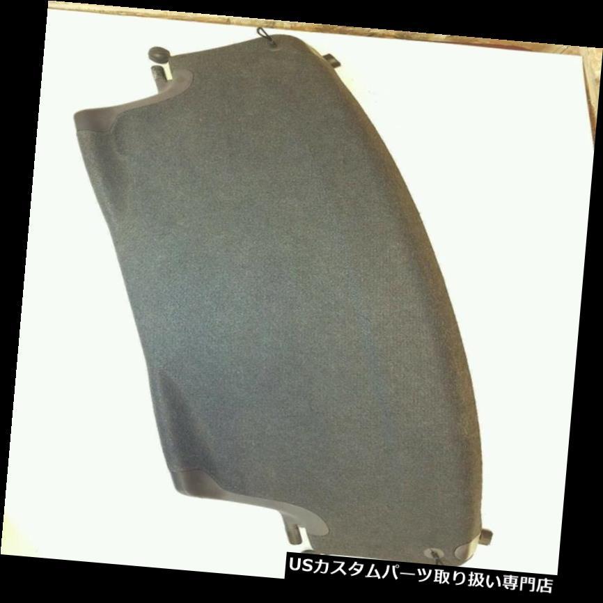 リアーカーゴカバー 2005-2008ミニクーパーコンバーチブルR52リアカーゴシェルフカバー06 07/7114895 2005-2008 Mini Cooper Convertible R52 Rear Cargo Shelf Cover 06 07 / 7114895
