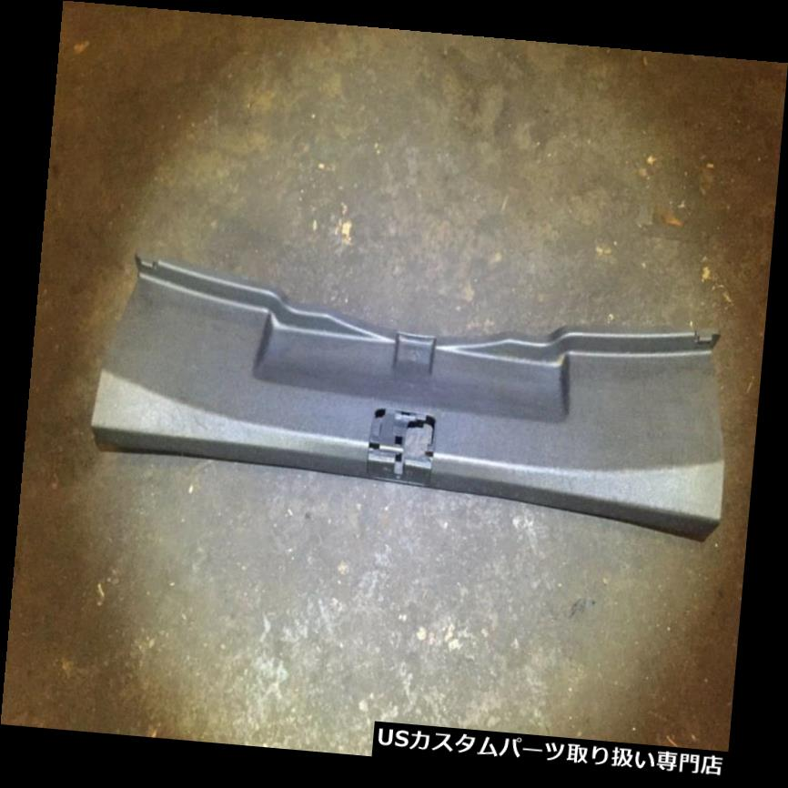 リアーカーゴカバー 09 10 11 12 13 14 Acura TSXセダントランクカーゴトリムパネルカバーOEM D28 09 10 11 12 13 14 Acura TSX Sedan Trunk Cargo Trim Panel Cover OEM D28