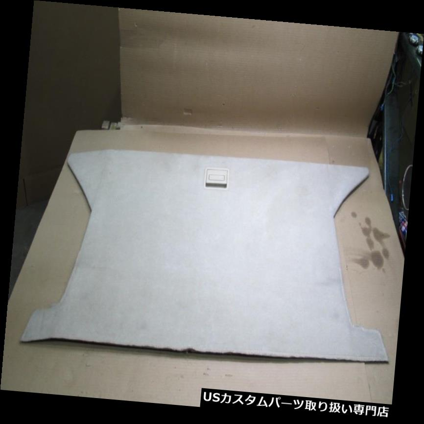 リアーカーゴカバー 04-09レクサスRX RX330 RX350トランクリッドツールボックスフロアカーペットカーゴカバーOEM 04-09 LEXUS RX RX330 RX350 TRUNK LID TOOL BOX FLOOR CARPET CARGO COVER OEM