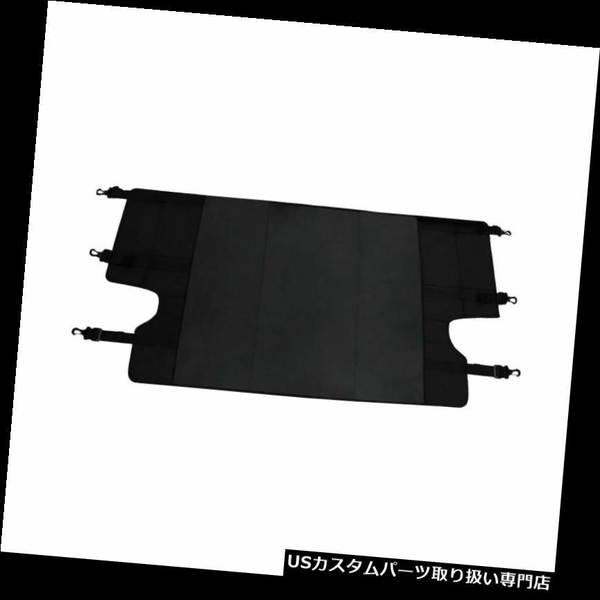 リアーカーゴカバー トランクリヤブラック引き込み式ライトカーゴカバーフィット2007-2017ジープラングラーJK 4DR Trunk Rear Black Retractable LITE Cargo Cover fit 2007-2017 Jeep Wrangler JK 4DR