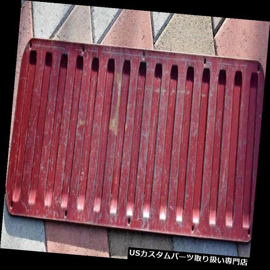 リアーカーゴカバー 1978年 - 1996年フォードブロンコテイルゲートカーゴアクセスパネルカバーバージンリフトゲート#3 1978 - 1996 FORD BRONCO TAILGATE CARGO ACCESS PANEL COVER BURGUNDY LIFT GATE #3