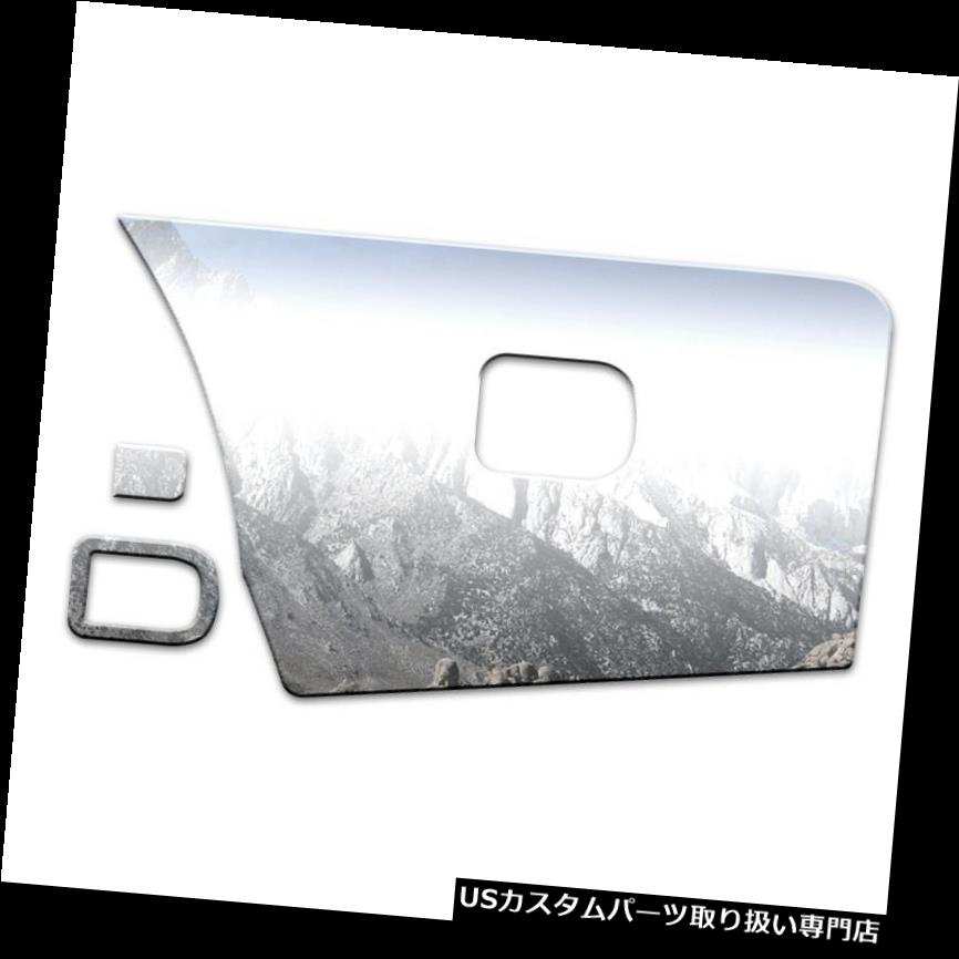 リアーカーゴカバー 3 p高級FXクローム13.25 'リアカーゴボックスカバーフィット2004-2015日産タイタン 3p Luxury FX Chrome 13.25' Rear Cargo Box Cover fits 2004-2015 Nissan Titan