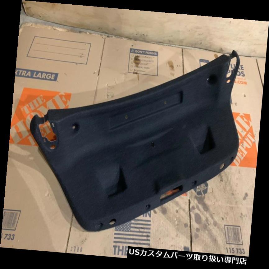リアーカーゴカバー BMW F32 F82 M4 435I 428IトランクカーペットトリムカーゴカバーカバーOEM 35K BMW F32 F82 M4 435I 428I REAR IN TRUNK CARPET TRIM CARGO PANEL COVER OEM 35K