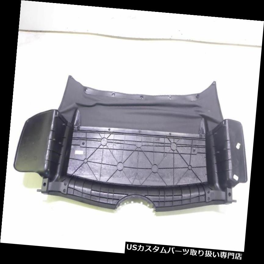 リアーカーゴカバー 06メルセデスSL500 R230後部トランク貨物仕切りパネル荷物カバー2306900265 06 Mercedes SL500 R230 Rear Trunk Cargo Partition Panel Luggage Cover 2306900265