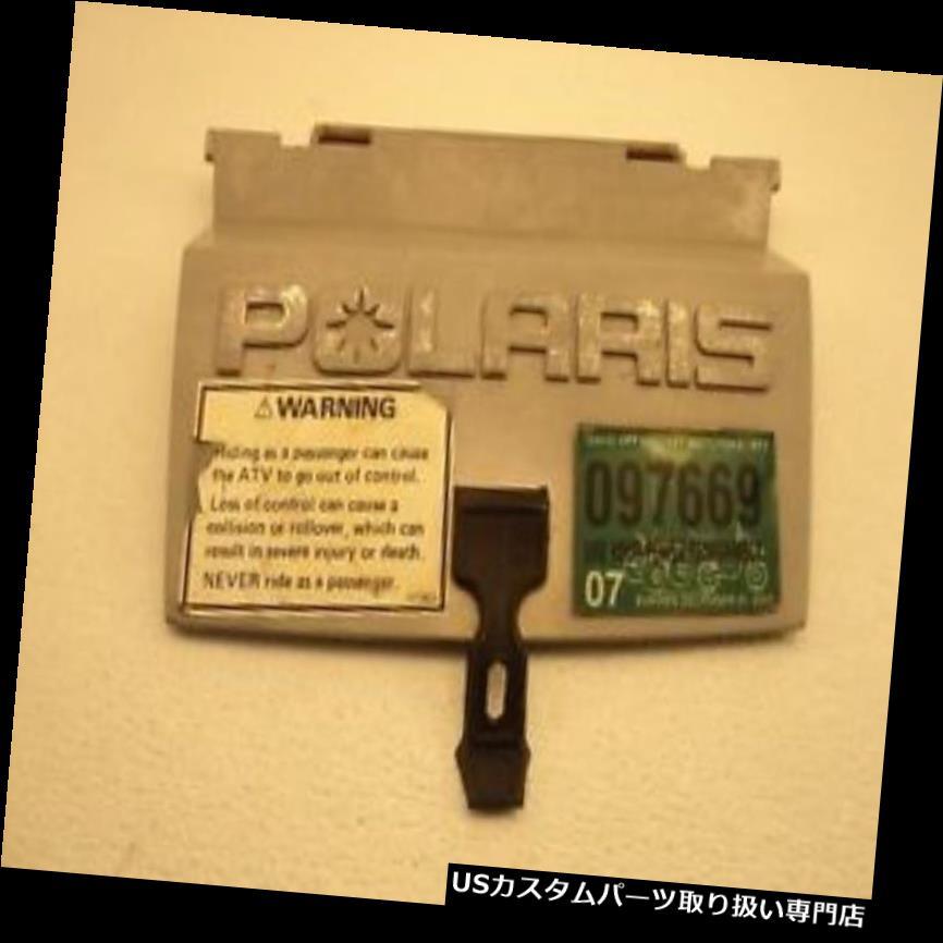 リアーカーゴカバー Polaris 350 Trail Boss 4x4#4215リア/カーゴボックスカバー(ホールドダウンストラップ付き) Polaris 350 Trail Boss 4x4 #4215 Rear / Cargo Box Cover with Hold-Down Strap