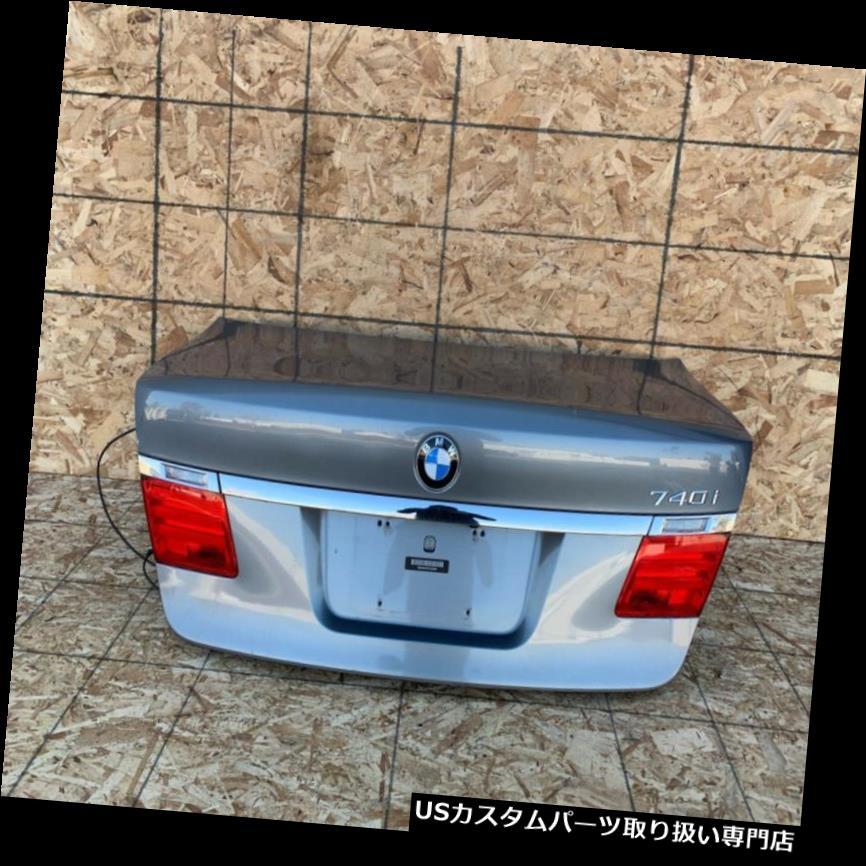 リアーカーゴカバー BMW F02 F01 750 740(09-15)リアトランクカーゴコンプリートカメラテールライトOEM BMW F02 F01 750 740 (09-15) REAR TRUNK CARGO COVER COMPLETE CAMERA TAILLIGHT OEM