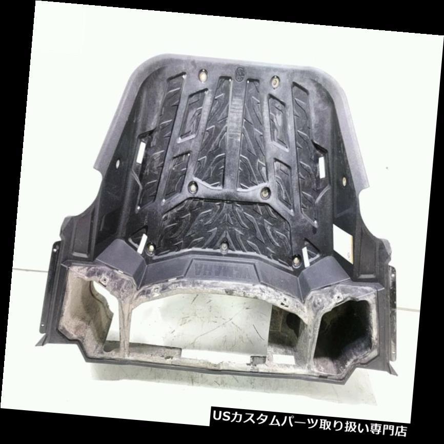 リアーカーゴカバー 16ヤマハYXZ1000 R SEリアカーゴベッドカバーボックス 16 Yamaha YXZ1000 R SE Rear Cargo Bed Cover Box