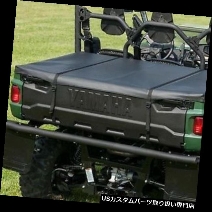 リアーカーゴカバー ヤマハバイキングVI /バイキング4X4ソフトカーゴベッドカバーブラック1XD-F840N-V0-0  0 YAMAHA VIKING VI / VIKING 4X4 SOFT CARGO BED COVER BLACK 1XD-F840N-V0-00
