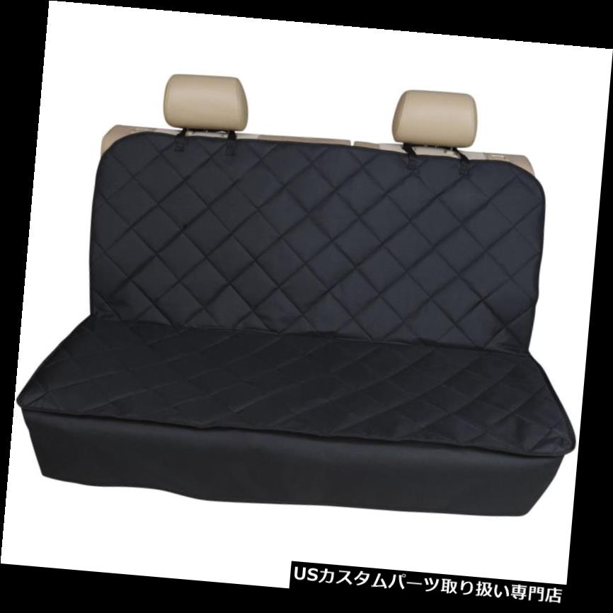 Quilted Car Dog Pet Seat Covers Full Set For AUDI A1 10-ON