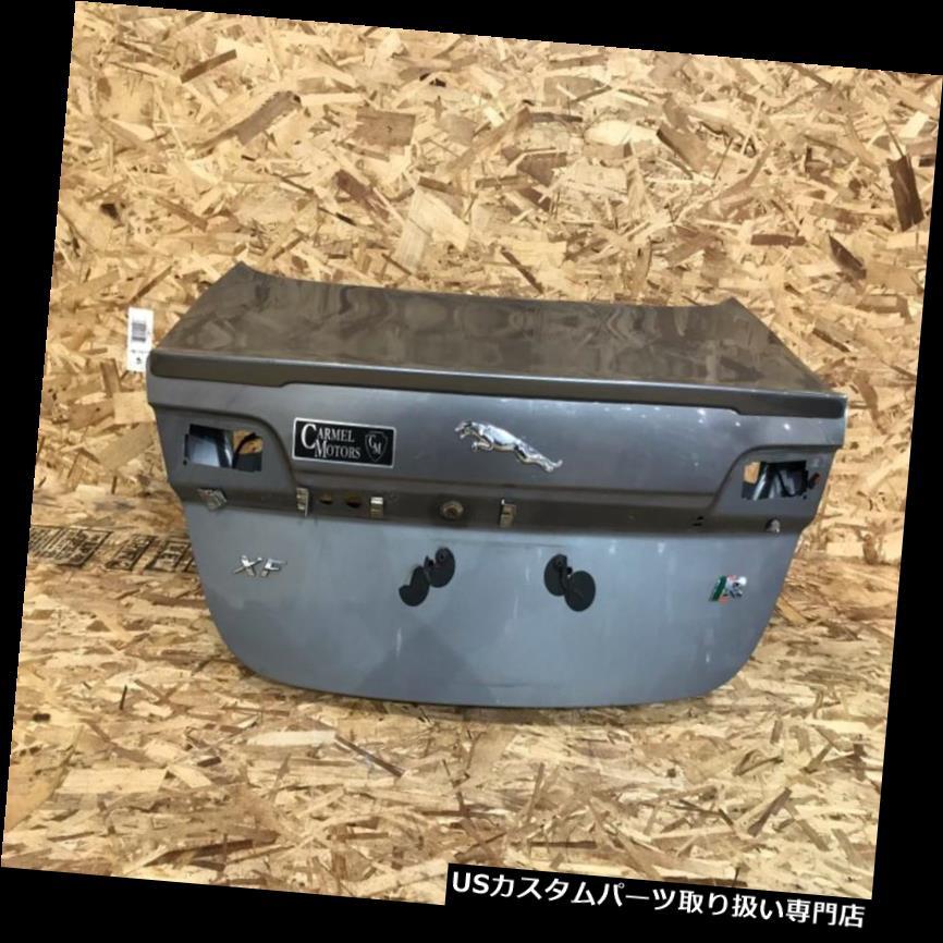 リアーカーゴカバー JAGUAR XFRスーパーチャージ(09-11)後部トランクカーゴカバーCOVER OEMハッチ JAGUAR XFR SUPERCHARGED (09-11) REAR TRUNK CARGO MOLDING COVER OEM HATCH