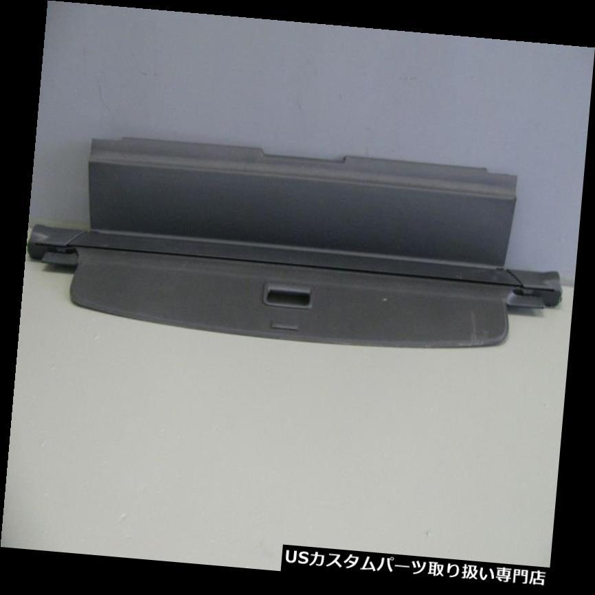 リアーカーゴカバー シュコダオクタビアIIバン1Z 5 1.9 Tdi小包棚貨物コンパートメントカバー Skoda Octavia II Van 1Z 5 1.9 Tdi Parcel Shelf Cargo Compartment Cover