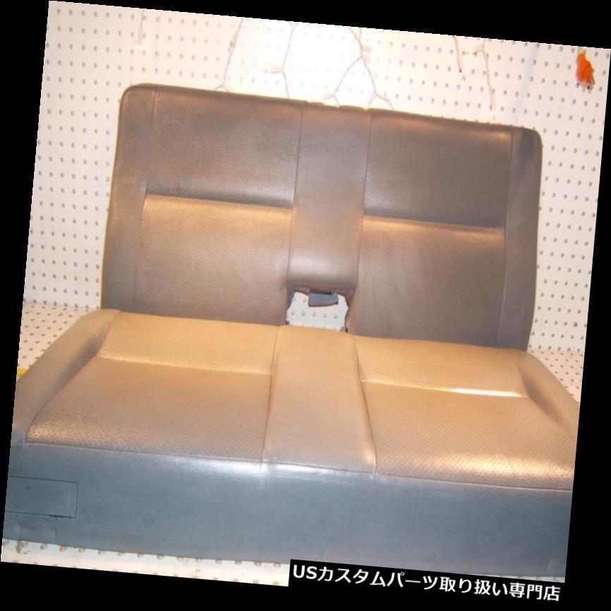 リアーカーゴカバー メルセデスW210 97-03ワゴンE320WリアレザーブルーグレーベンチOE 2個1席 Mercedes W210 97-03 Wagon E320W rear LEATHER blue GRAY bench OE 2 Pieces 1 Seat