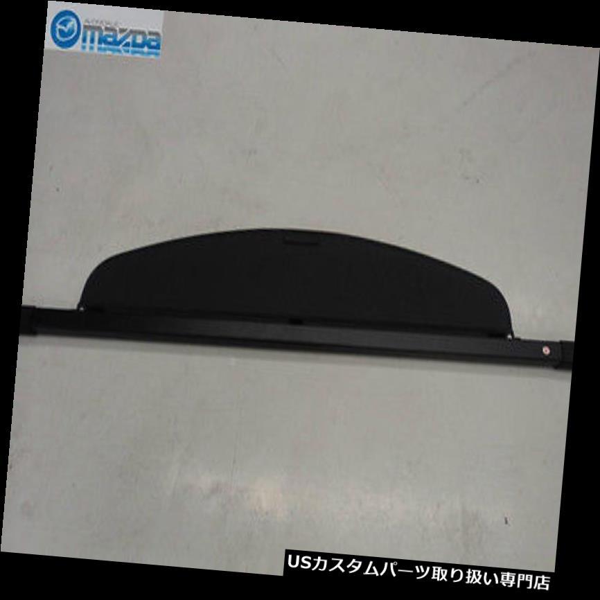 リアーカーゴカバー MAZDA CX-7 2007-2011新品OEMブラックリアカゴトネカバー MAZDA CX-7 2007-2011 NEW OEM BLACK REAR CARGO TONNEAU COVER