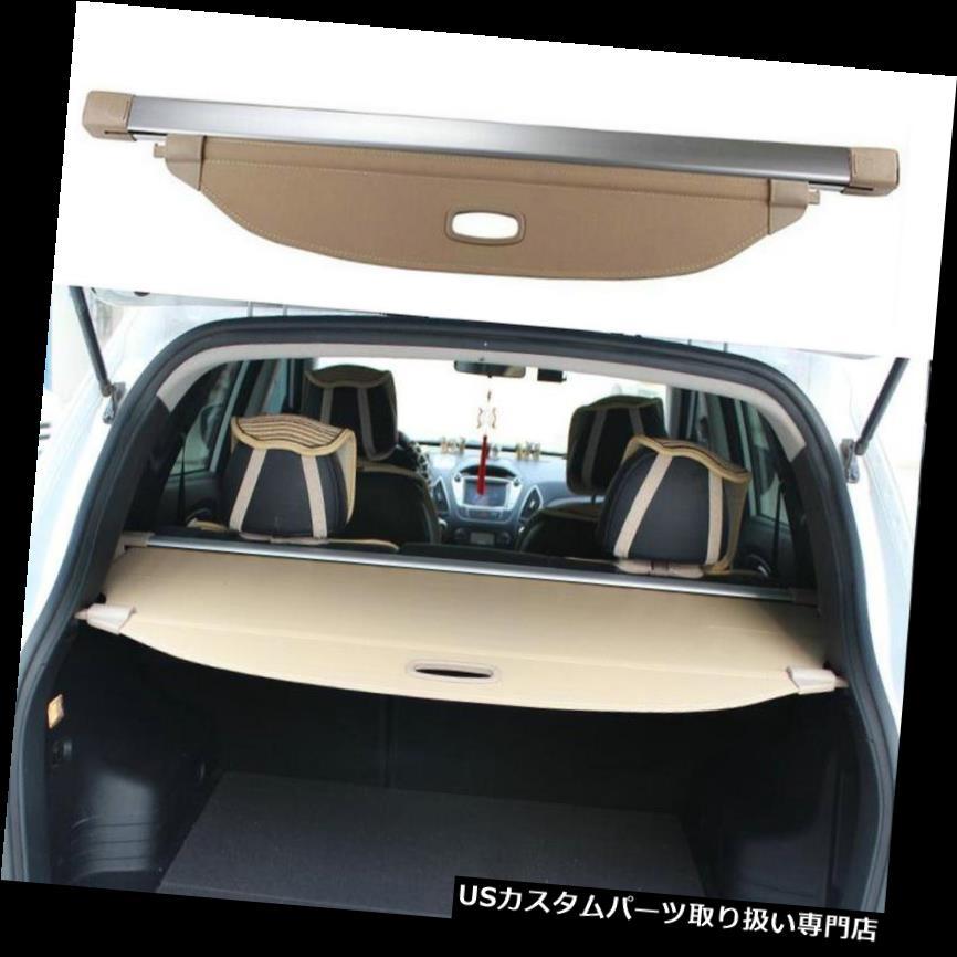 リアーカーゴカバー Icegirlリアトランク貨物カバーセキュリティシールドインテリアアクセサリー起亜2016 Icegirl Rear Trunk Cargo Cover Security Shield Interior Accessories For Kia 2016