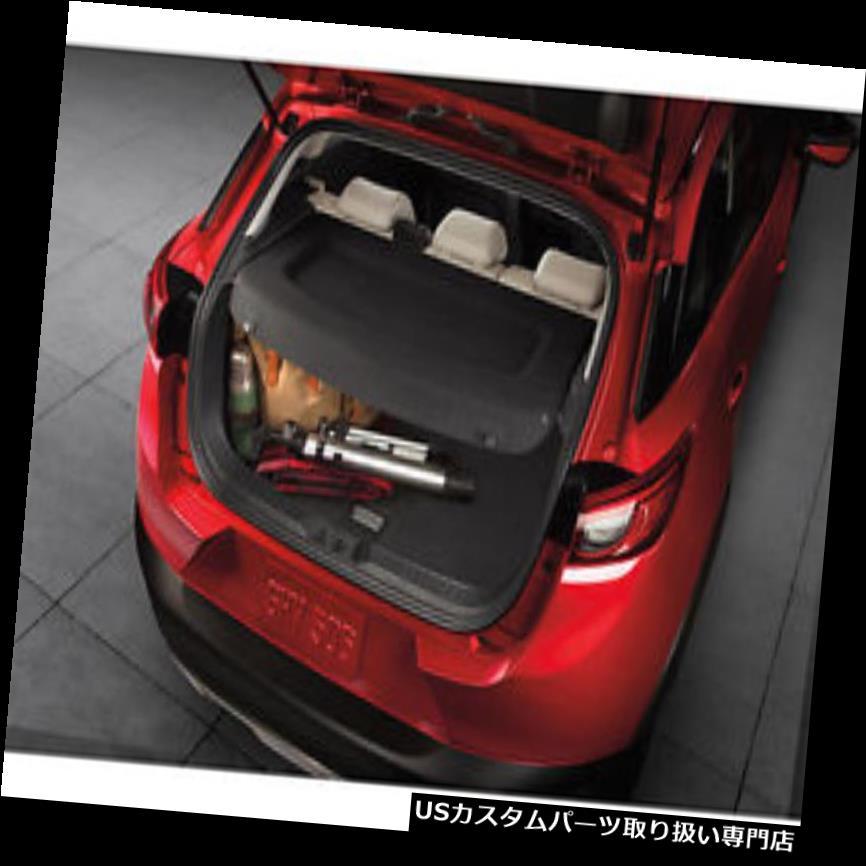 リアーカーゴカバー マツダCX-3 2016新OEMリアカーゴトノーカバーD10E-68-310 -02 Mazda CX-3 2016 New OEM rear cargo Tonneau Cover D10E-68-310 -02