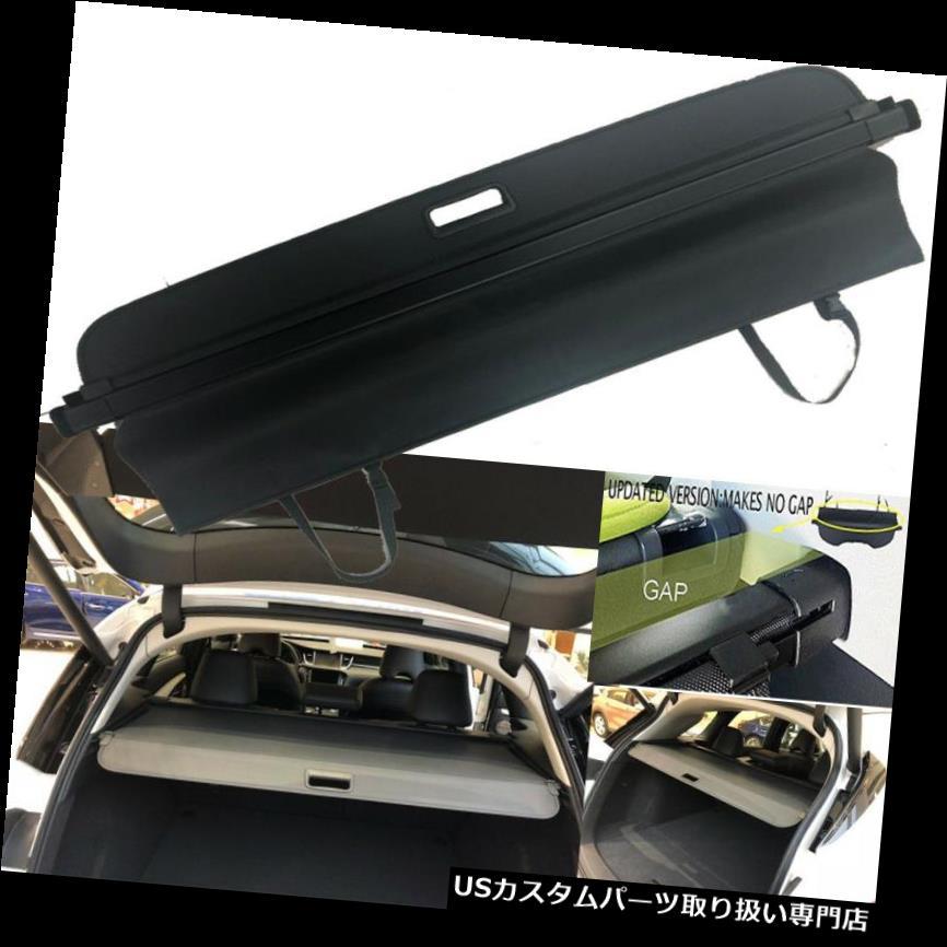 リアーカーゴカバー 2019年インフィニティQX50 BLK荷物カーゴカバーセキュリティリアトランクシェード用に更新 Updated For 2019 Infiniti QX50 BLK Luggage Cargo Cover Security Rear Trunk Shade