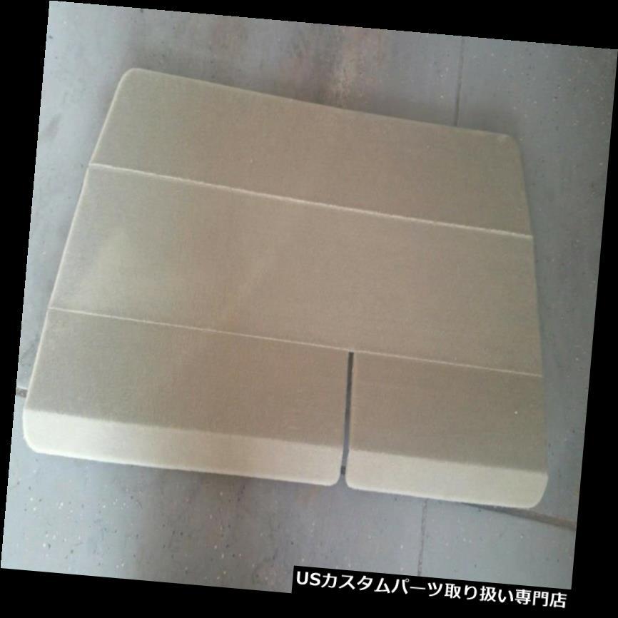 リアーカーゴカバー 三つ折り貨物カバー後部車のプライバシー堅い棚タンOEM小包トノー皮ペット Tri-Fold Cargo Cover Rear Car Privacy Hard Shelf TAN OEM Parcel Tonneau Skin PET