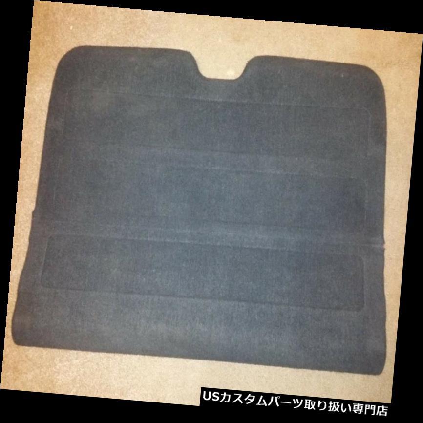 リアーカーゴカバー 88-91ホンダCRX OEMリアカーゴカバーパネルトレイトランクリッドブラック 88-91 Honda CRX OEM rear cargo cover panel tray trunk lid BLACK