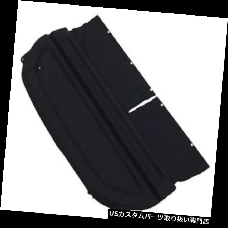 リアーカーゴカバー 2009-2013年後部トランクHONDA FIT NON-RETRACTABL  E貨物カバーシェード折り畳み式荷重 REAR TRUNK FOR 2009-2013 HONDA FIT NON-RETRACTABLE CARGO COVER SHADE FOLDED LOAD