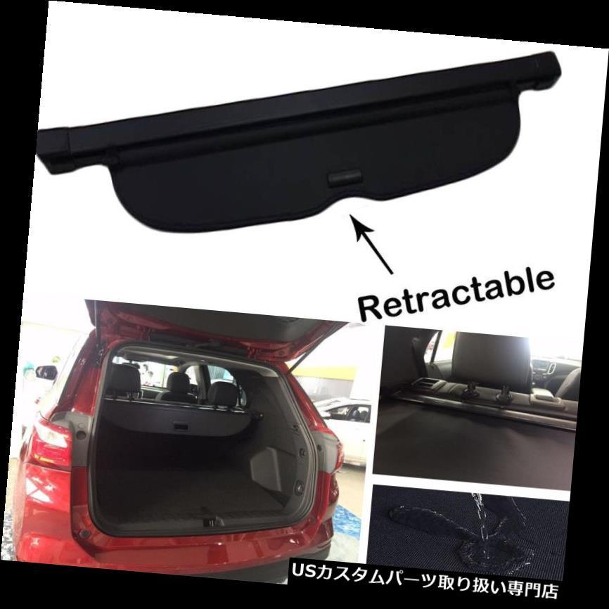 リアーカーゴカバー 2018用2019シボレー春分格納式貨物カバーブラインド後部トランクシェード For 2018 2019 Chevrolet Equinox Retractable Cargo Cover Blind Rear Trunk Shade