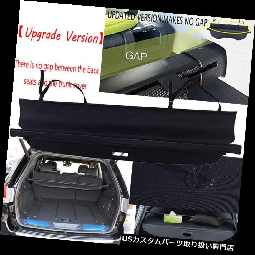 リアーカーゴカバー ジープグランドチェロキー2011-2018用リアトランクセキュリティアップグレードカーゴカバーシェード Rear Trunk Security Upgrade Cargo Cover Shade For Jeep Grand Cherokee 2011-2018