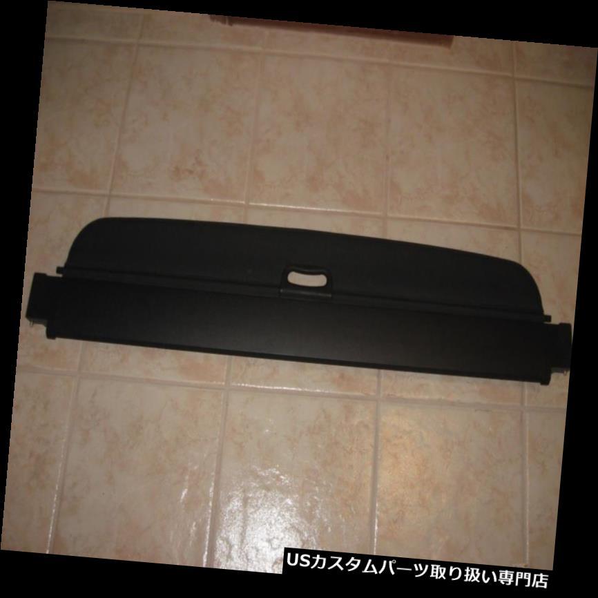 リアーカーゴカバー 2007-2013年のOEM BMW X 5 F 15の黒い引き込み式の後部貨物カバートランクの陰 2007-2013 OEM BMW X5 F15 Black Retractable Rear Cargo Cover Trunk Shade