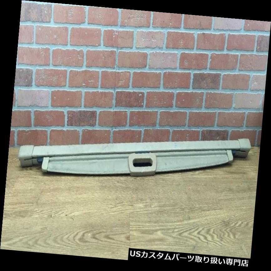 リアーカーゴカバー 1999-2004ジープグランドチェロキーリヤカーゴカバープルシェードタン99 00 01 02 03 04 1999-2004 Jeep Grand Cherokee Rear Cargo Cover Pull Shade Tan 99 00 01 02 03 04