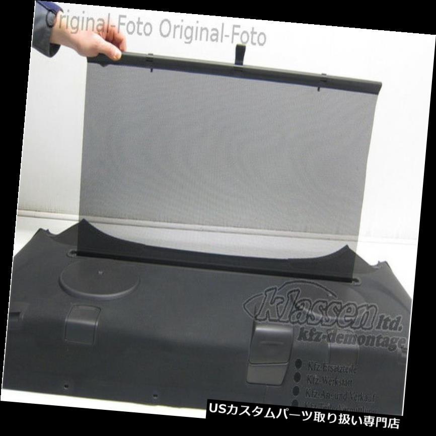 リアーカーゴカバー 小包棚Citroen C6 TD 09.05-ファイリングサンブラインドシェード parcel shelf Citroen C6 TD 09.05- filing sun blind shade