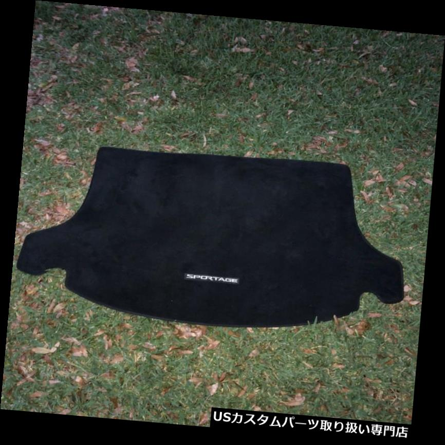 リアーカーゴカバー 11 12 13 14 15 16 KIA SPORTAGEリアトランクカーゴフロアフロアマットラグブラックOEM 11 12 13 14 15 16 KIA SPORTAGE REAR TRUNK CARGO COVER FLOOR MAT RUG BLACK OEM