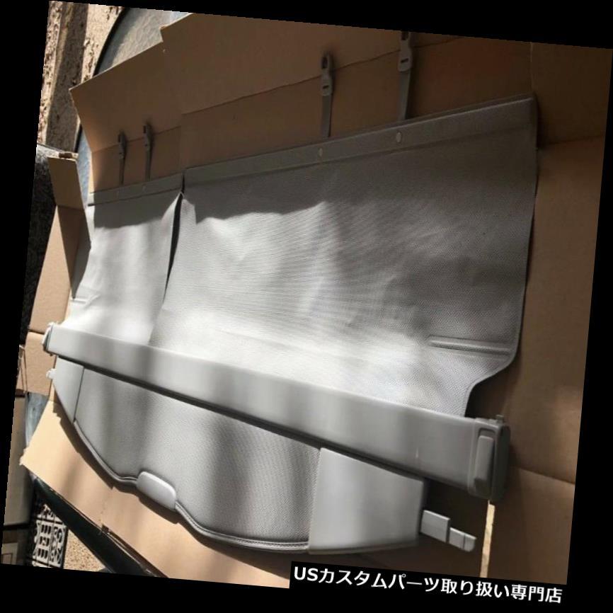 リアーカーゴカバー 04-09レクサスRX350グレー格納式後部貨物プライバシーセキュリティカバーシェードOEM 04-09 Lexus RX350 Grey Retractable Rear Cargo Privacy Security Cover Shade OEM