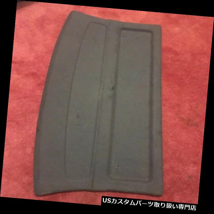 リアーカーゴカバー 96-00ホンダシビックハッチバックリアカーゴトランクカバーダークグレー 96-00 Honda Civic Hatchback Rear Cargo Trunk Cover Dark Grey