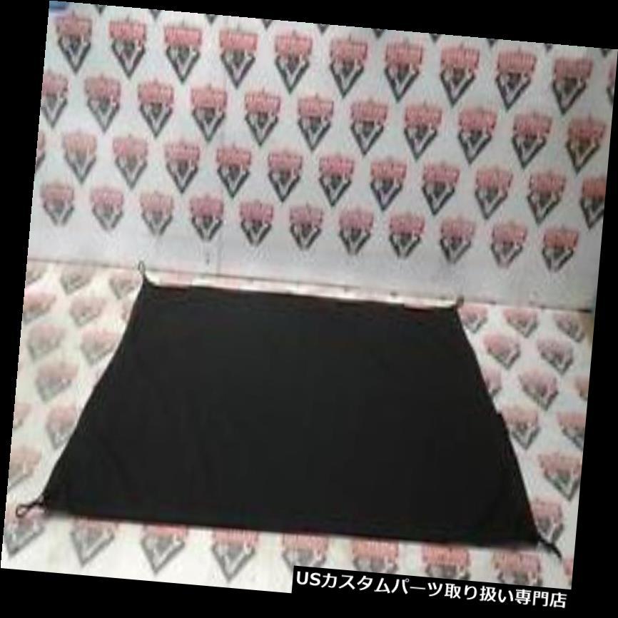 リアーカーゴカバー 1997-2004シボレーコルベットC5リアトランクブラックセキュリティプライバシーカーゴカバー 1997-2004 CHEVROLET CORVETTE C5 Rear Trunk Black Security Privacy Cargo Cover