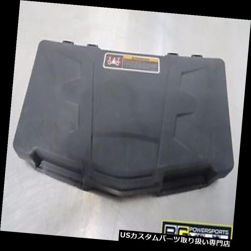 リアーカーゴカバー EB315 2015 15アウトランダーL 500後部貨物荷物ボックス蓋カバーのみ19マイル EB315 2015 15 OUTLANDER L 500 REAR CARGO LUGGAGE BOX LID COVER ONLY 19 MILES