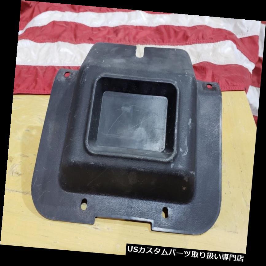 リアーカーゴカバー 1979 80 1981年OEMマツダRx7リアハッチラッチカバーブラックカーゴインテリアトリムHTF 1979 80 1981 OEM Mazda Rx7 Rear Hatch Latch Cover Black Cargo Interior Trim HTF