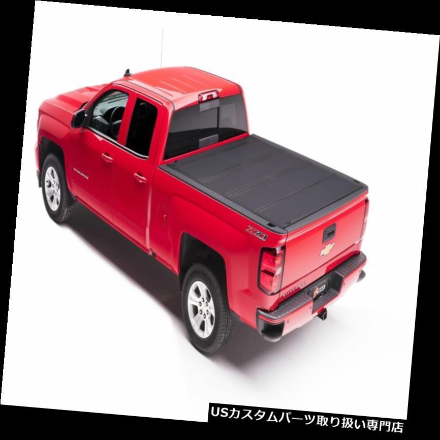 リアーカーゴカバー 09-16 DODGE RAM BAKFLIP MX4ハードフォールディングベッドカバー5 '7
