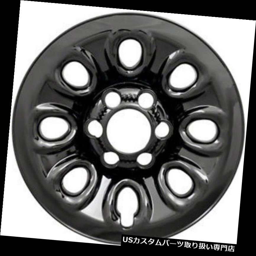 リアーカーゴカバー (1)2010 CHEVY EXPRESSバンブラックホイールライナーカバースキンIMP64BLK (1) 2010 CHEVY EXPRESS VAN BLACK WHEEL LINER COVER SKIN IMP64BLK