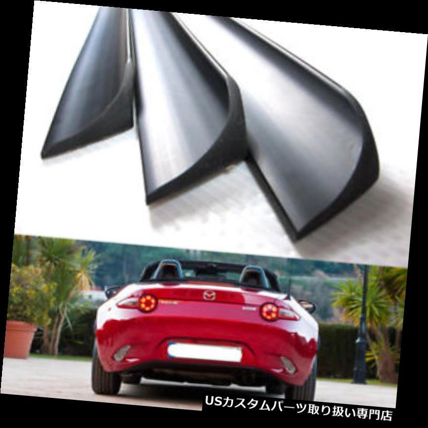 GTウィング 塗装済みマツダミアタMX5 ND第4リアトランクリップスポイラーウイング2018 RF GT PAINTED MAZDA Miata MX5 ND 4th Rear Trunk Lip Spoiler Wing 2018 RF GT