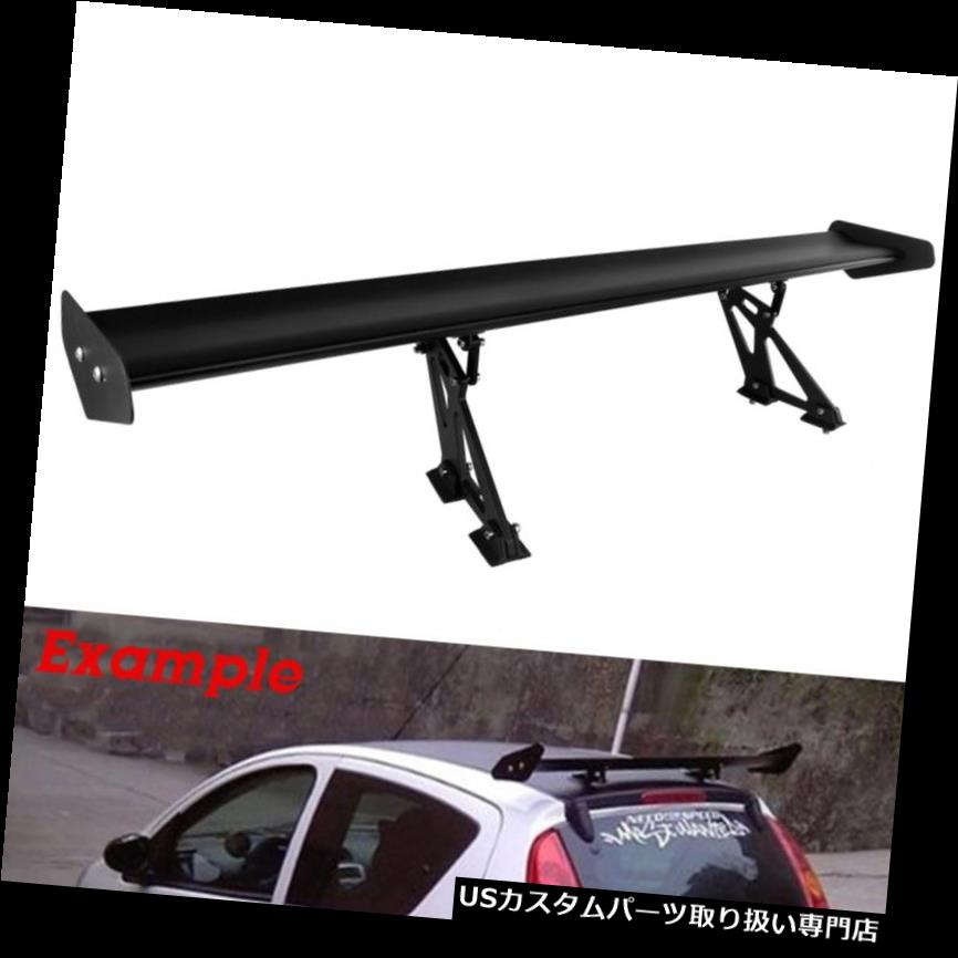 135cm Aluminum Lightweight Car Rear Wing Racing Spoiler Bracket Stand Universal